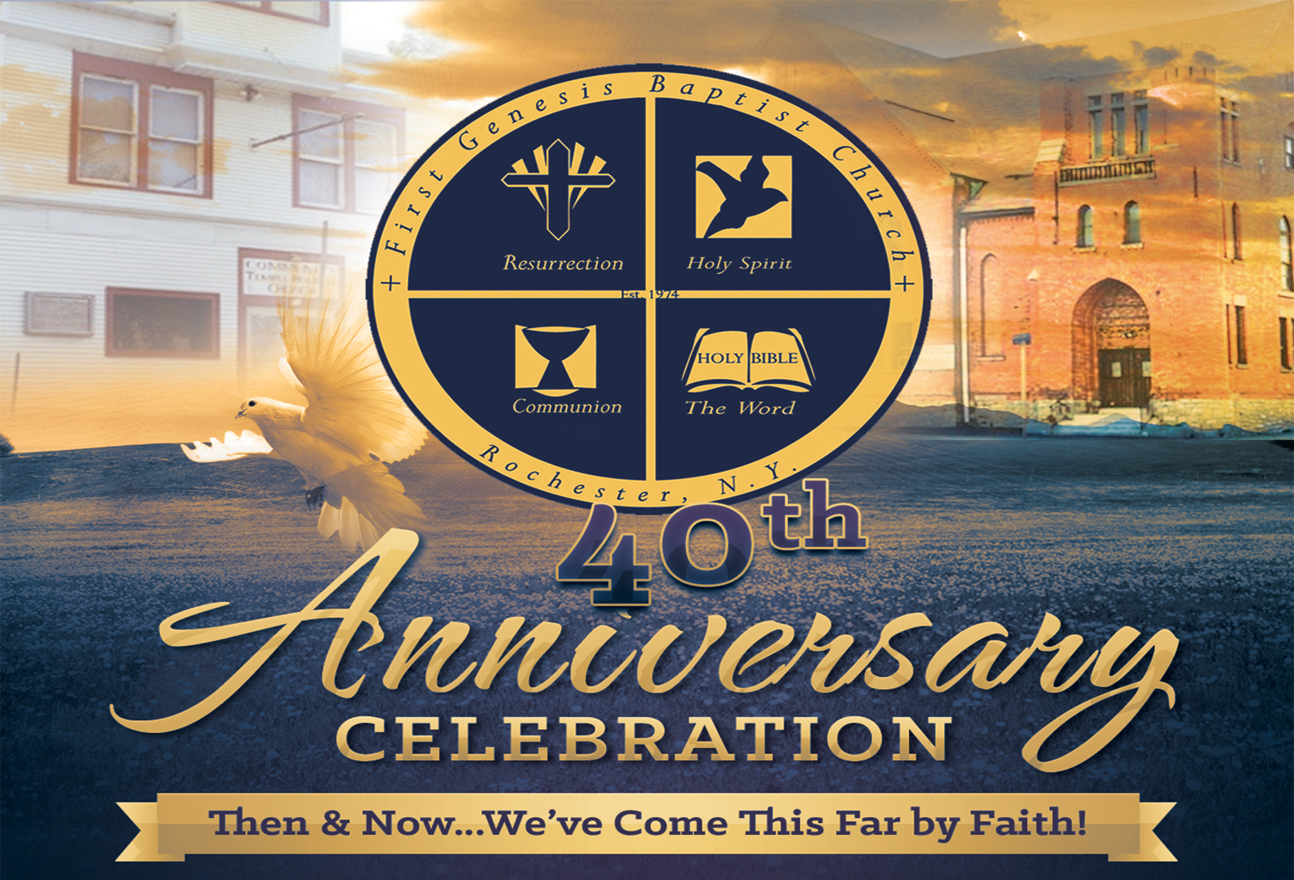 40th Annual FGBC Revival Flyer
