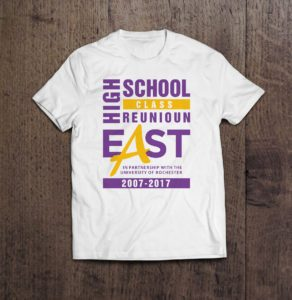 East High School Class Tshirts