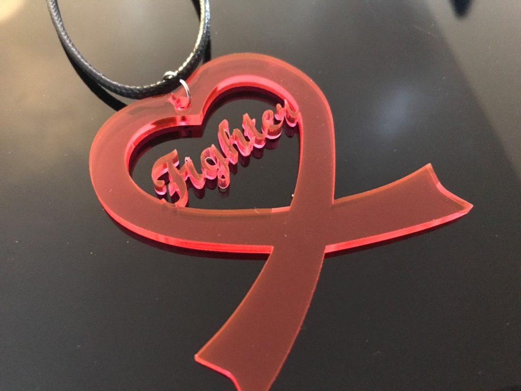 Cancer Fighter Necklace