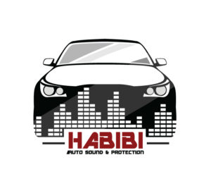 Habibi Auto Sound and Protection – Logo