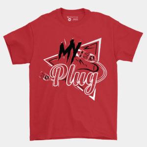 My Plug Shirt – Red