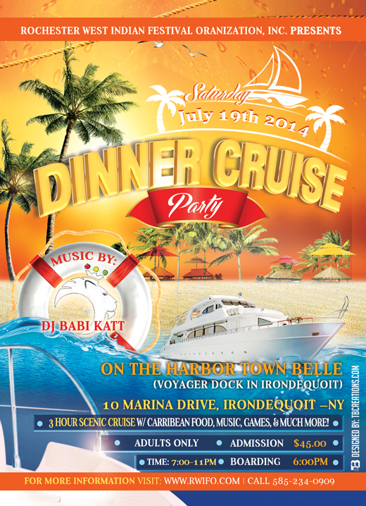 RWIFO Dinner Cruise 2015