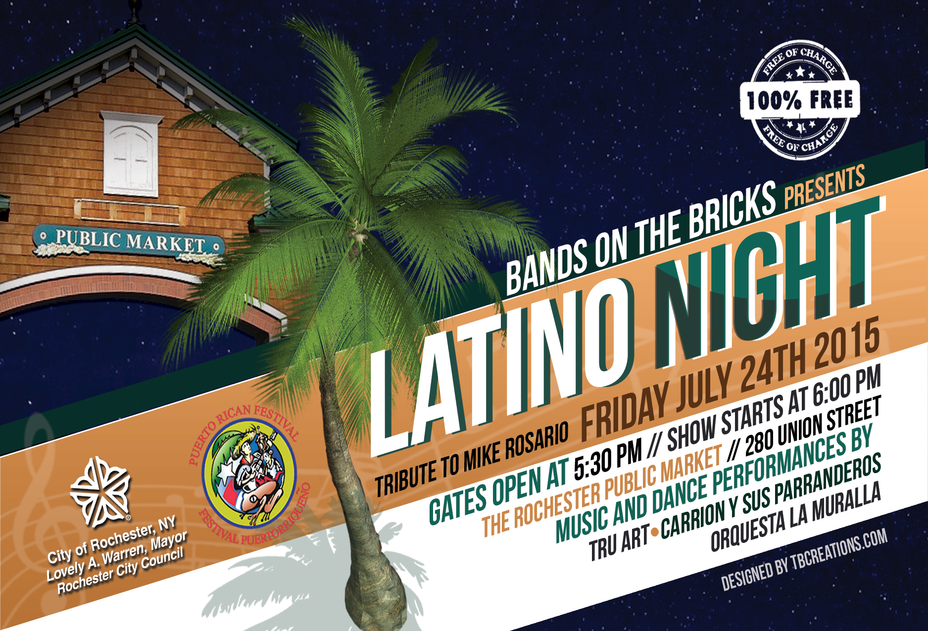 Latino Night 2015