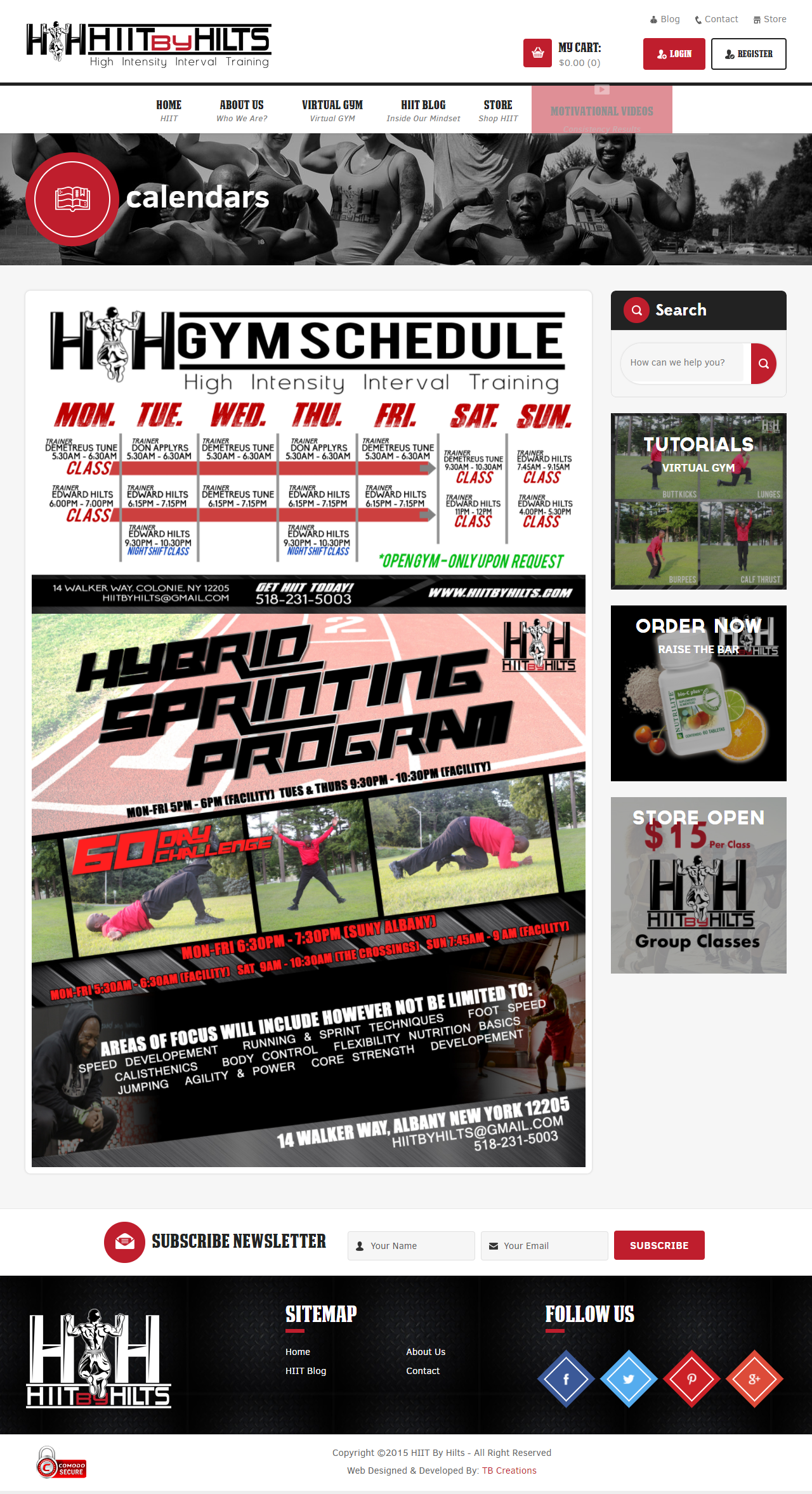 HIIT by Hilts