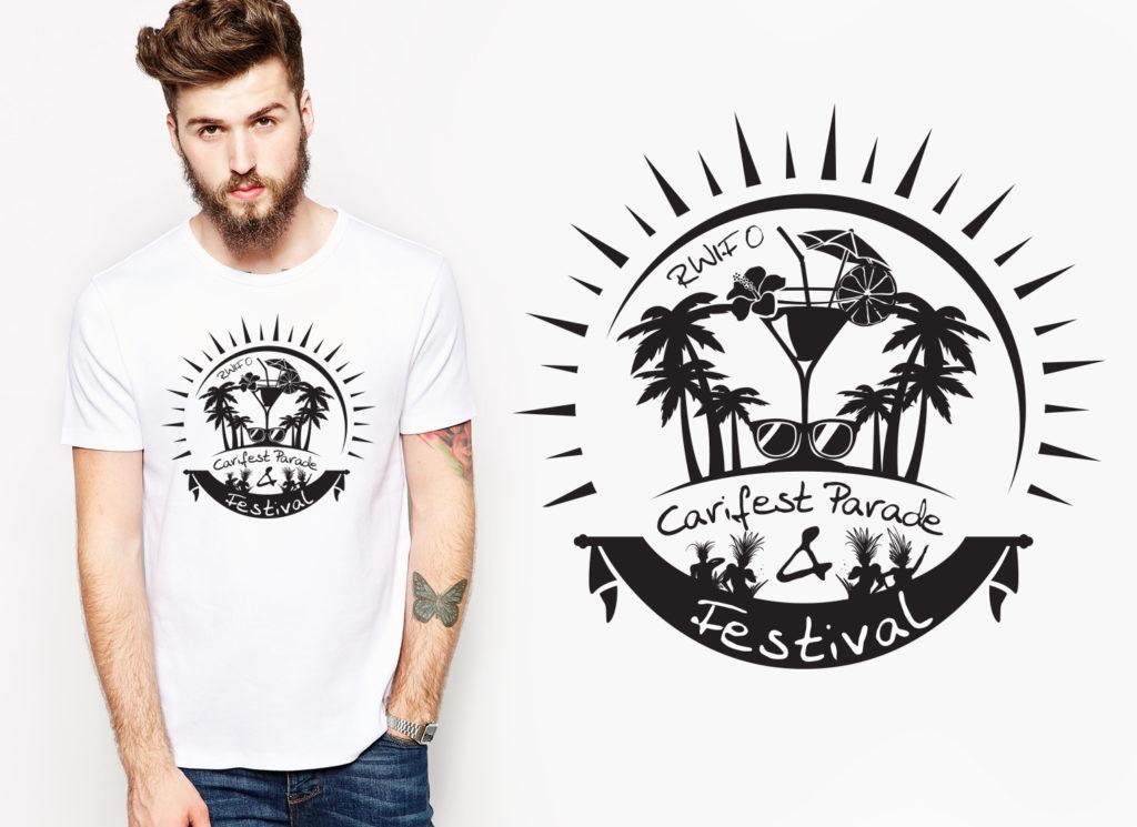 RWIFO Carifest Tshirt Design