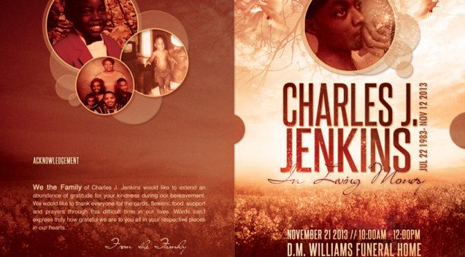 Charles Jenkins Obituary - TB Creations - Rochester, NY