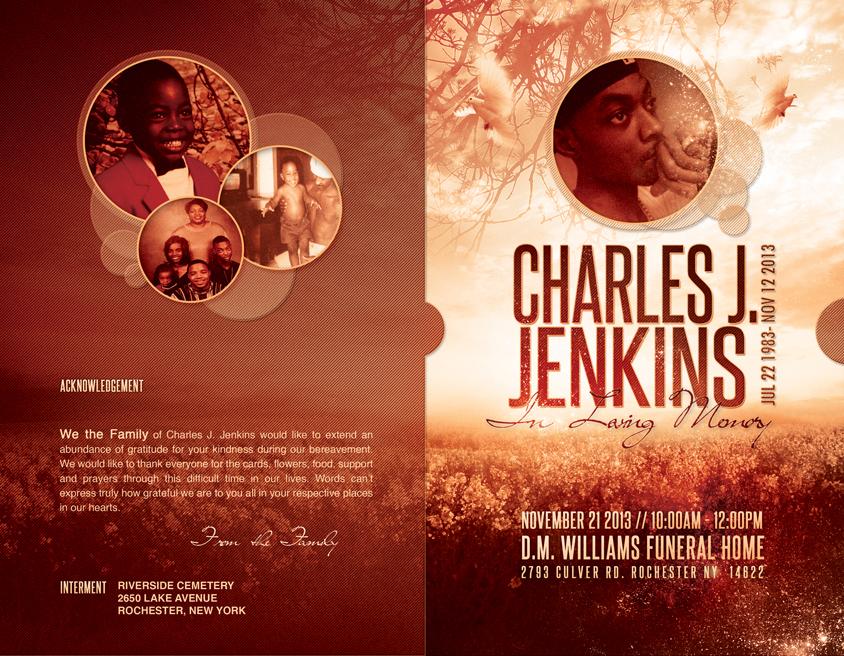 Charles Jenkins Obituary