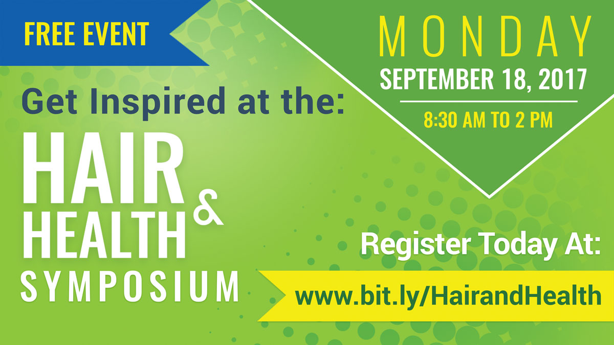2017 Health and Hair Symposium