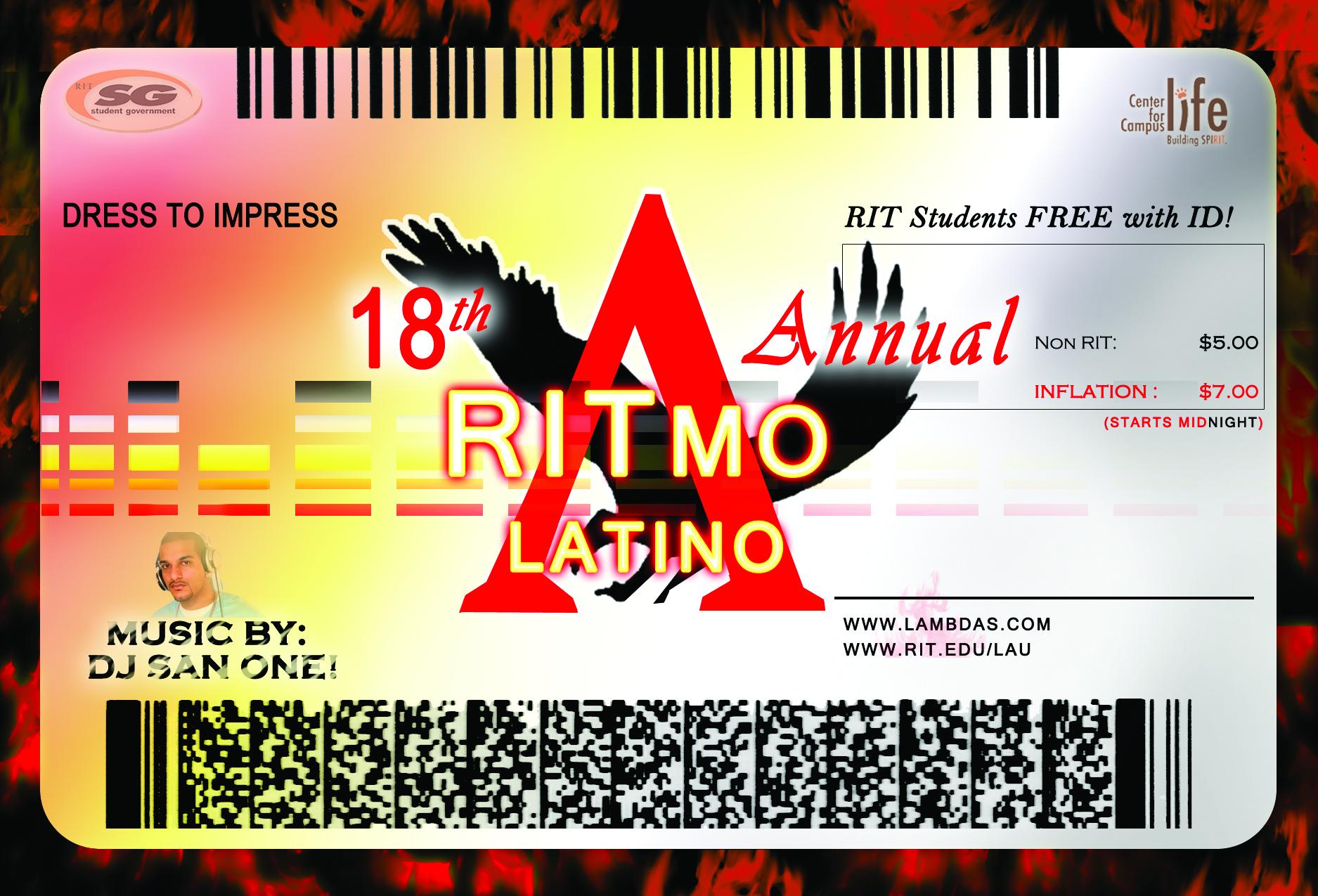 18th Annual Ritmo