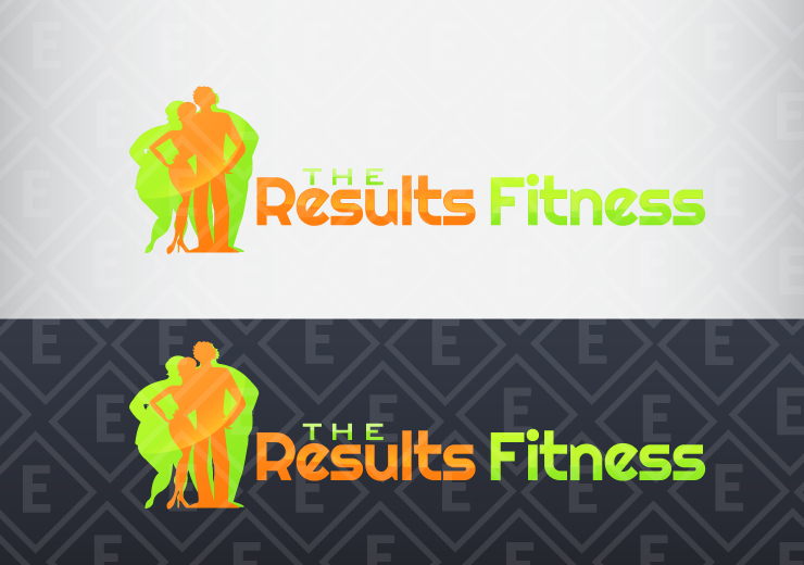 The Results Fitness Logo