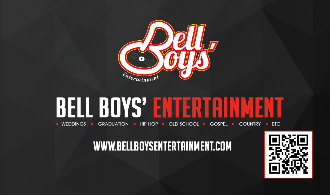 Bell Boy's Business Card