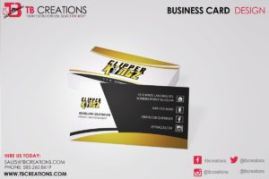 Clipper Kingz Business Cards