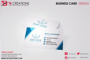 Day of Life Foundation Business Cards