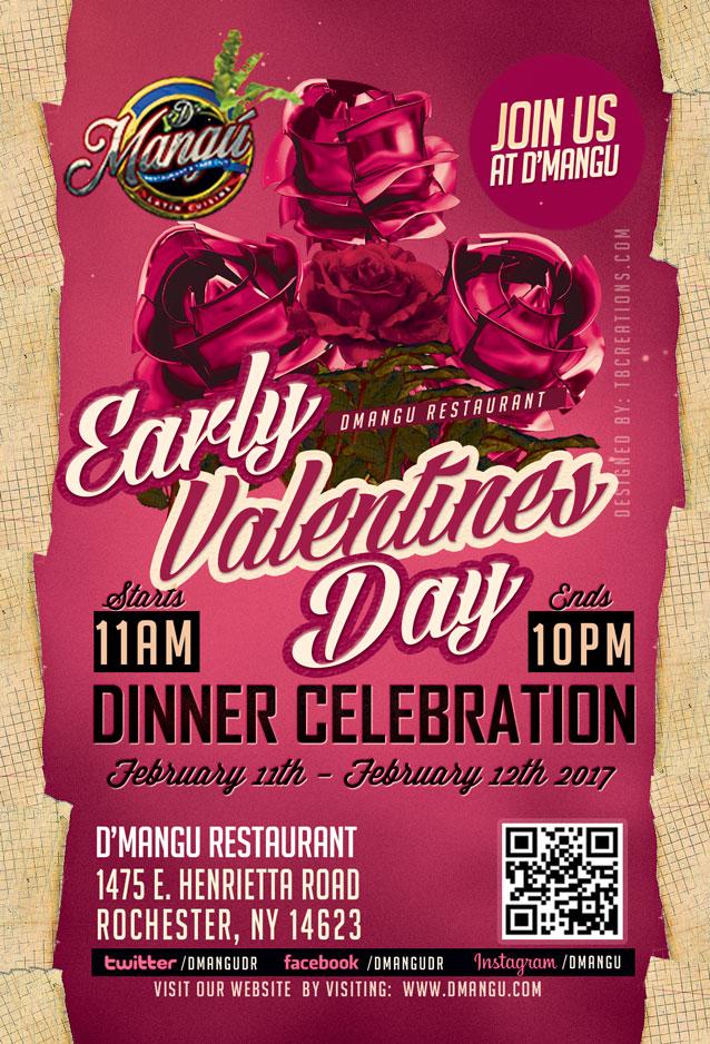 D'mangu Valentines Flyer 2017