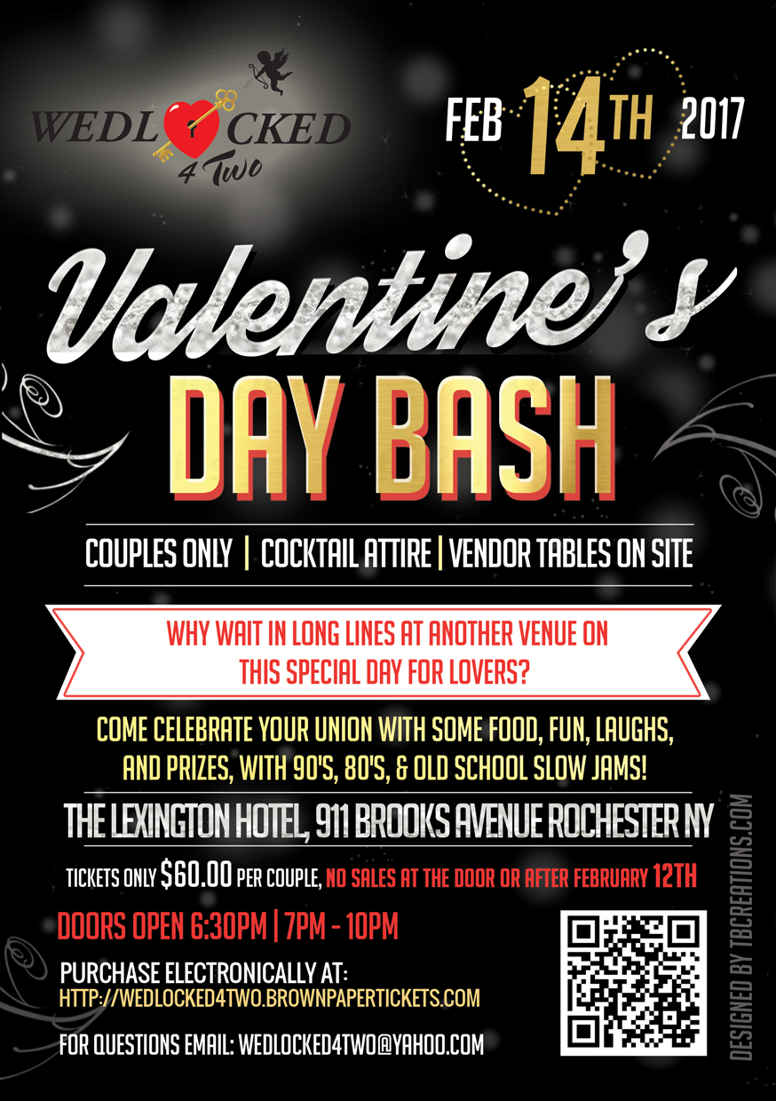 Valentine's Day Bash 2017