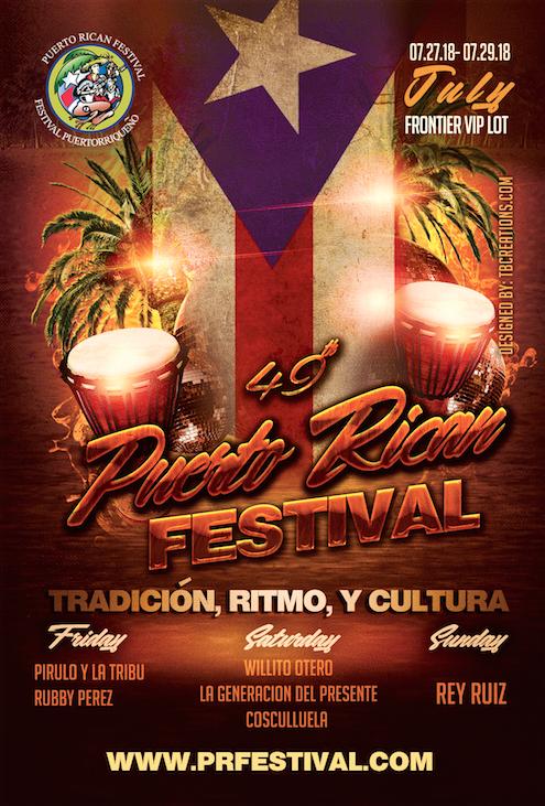 PR Festival 2018 – Flyer
