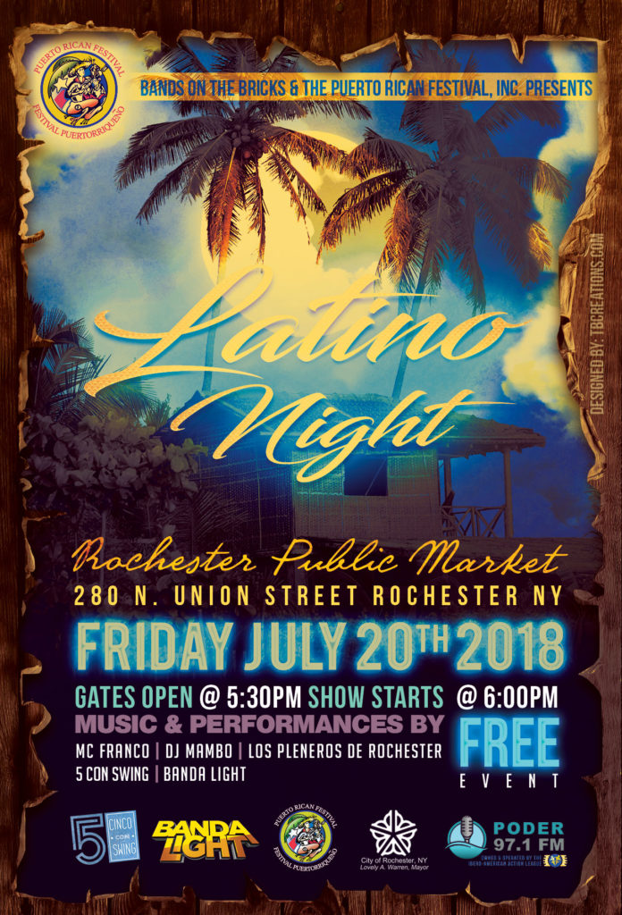 Latino Night 2018