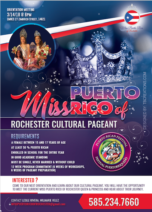 Miss Puerto Rico Pageant 2018
