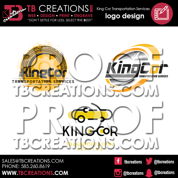 KingCor Roadside Assistance – Logo