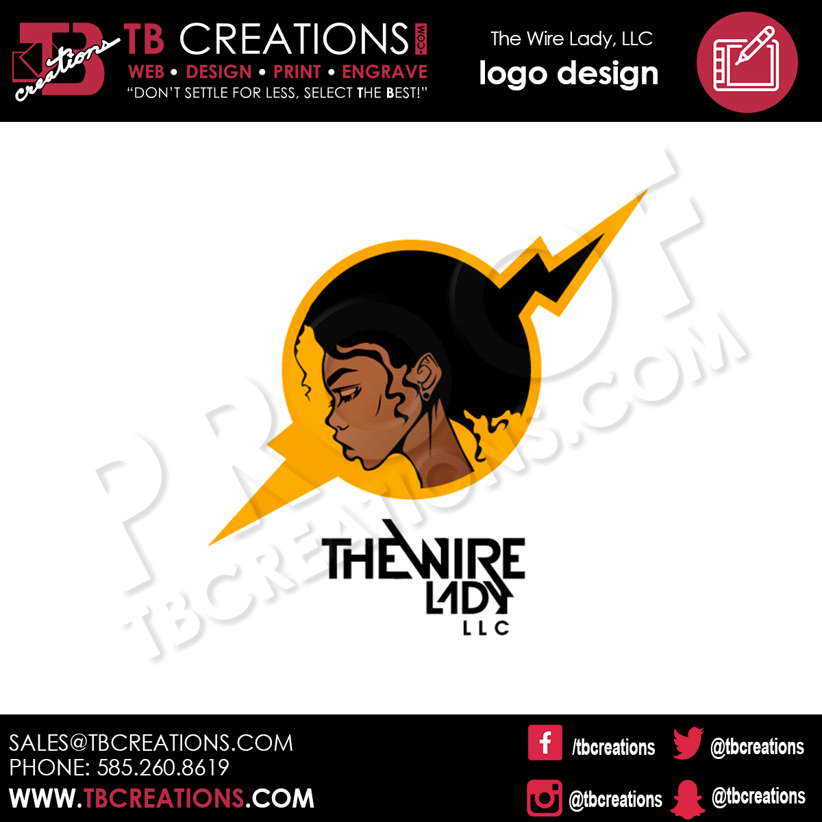 The Wire Lady, LLC